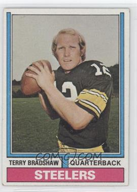 1974 Topps - [Base] #470 - Terry Bradshaw