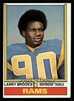 Larry Brooks [EX]