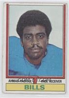 Ahmad Rashad [Good to VG‑EX]