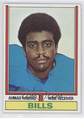 1974 Topps #105 - Ahmad Rashad