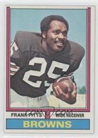 Frank Pitts