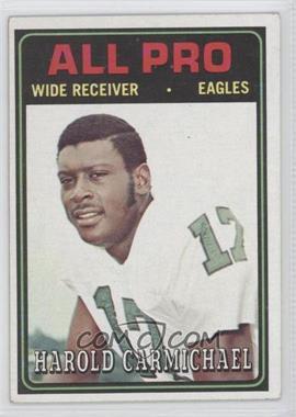 1974 Topps #121 - Harold Carmichael