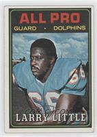 Larry Little [Good to VG‑EX]