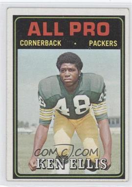 1974 Topps #140 - Ken Ellis