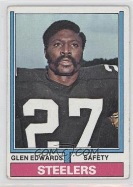 1974 Topps #169 - Glen Edwards [GoodtoVG‑EX]