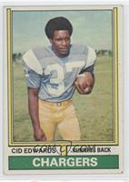 Cid Edwards [GoodtoVG‑EX]