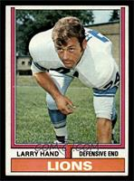 Larry Hand [EX]