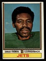 Earlie Thomas [EX]
