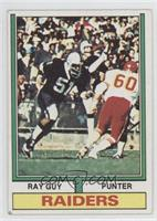 Ray Guy [Good to VG‑EX]