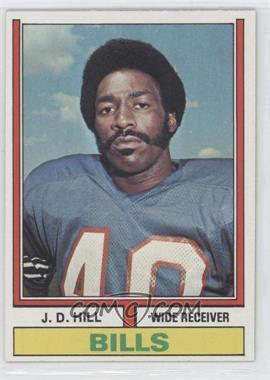 1974 Topps #234 - J.D. Hill