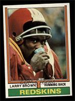 Larry Brown [NM]