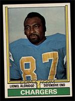 Lionel Aldridge [NM MT]