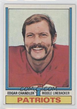 1974 Topps #299 - Edgar Chandler