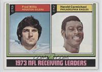 Fred Willis, Harold Carmichael [Good to VG‑EX]