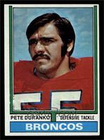 Pete Duranko [EX]