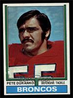 Pete Duranko [NM]