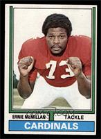 Ernie McMillan [EXMT]