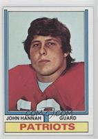 John Hannah [GoodtoVG‑EX]