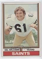 Del Williams