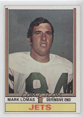 1974 Topps #455 - Mark Lomas [Good to VG‑EX]