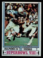 Super Bowl VIII (Larry Csonka) [NM]