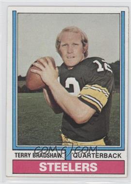 1974 Topps #470 - Terry Bradshaw
