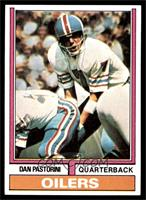 Dan Pastorini [NM MT]