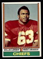 Willie Lanier [NM MT]