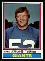 Greg Larson [NM]
