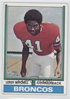 Leroy Mitchell [Good to VG‑EX]