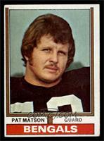 Pat Matson [EX]