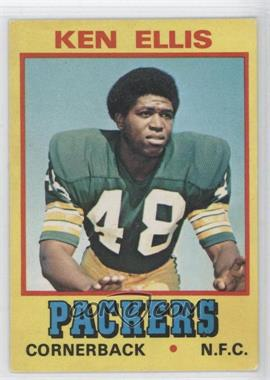 1974 Wonder Bread All-Star Series - [Base] #6 - Ken Ellis