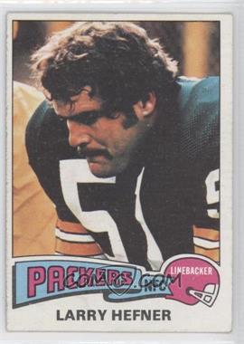 1975 Topps - [Base] #111 - Larry Hefner