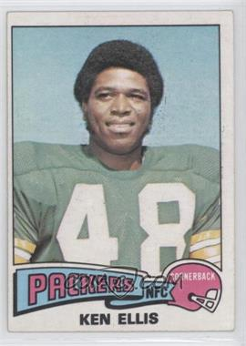 1975 Topps - [Base] #389 - Ken Ellis