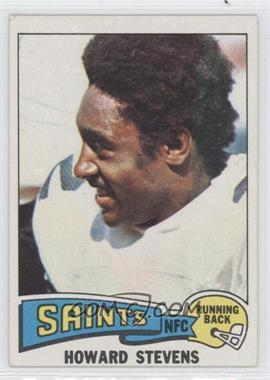 1975 Topps - [Base] #434 - Howard Stevens