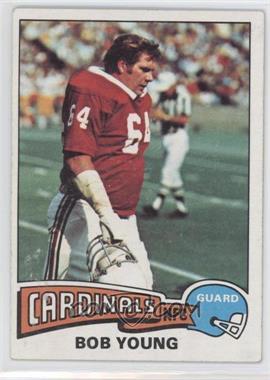 1975 Topps - [Base] #72 - Bob Young