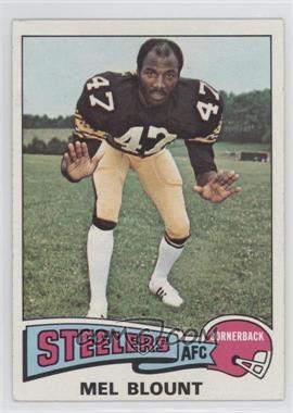 1975 Topps #12 - Mel Blount