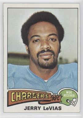 1975 Topps #181 - Jerry LeVias