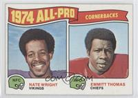 Nate Wright, Emmitt Thomas