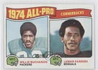 Willie Buchanon, Lemar Parrish