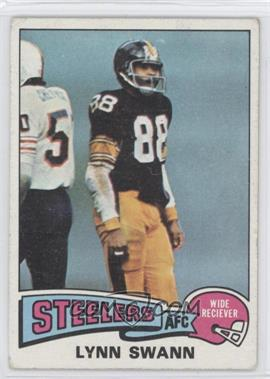 1975 Topps #282 - Lynn Swann
