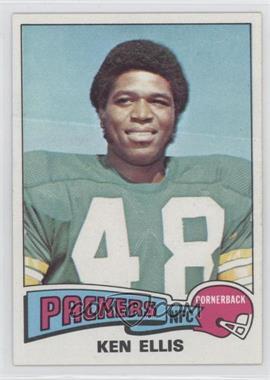 1975 Topps #389 - Ken Ellis
