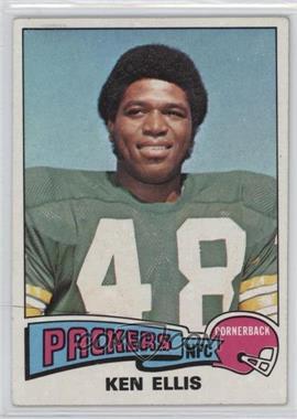 1975 Topps #389 - Ken Ellis [GoodtoVG‑EX]