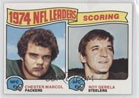 Chester Marcol, Roy Gerela