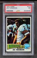 Joe Theismann [PSA 7]