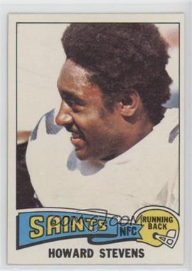 1975 Topps #434 - Howard Stevens