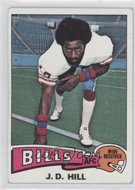 1975 Topps #438 - J.D. Hill