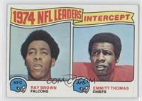 Ray Brown, Emmitt Thomas [Poor to Fair]