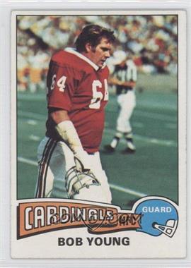 1975 Topps #72 - Bob Young