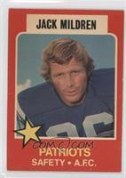 Jack Mildren